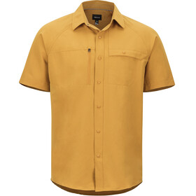 Marmot Danfield SS Shirt Men aztec gold